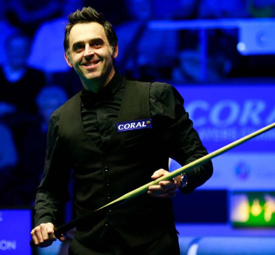 Ronnie O'Sullivan Fastest 147 in History 5 minutes 8 seconds